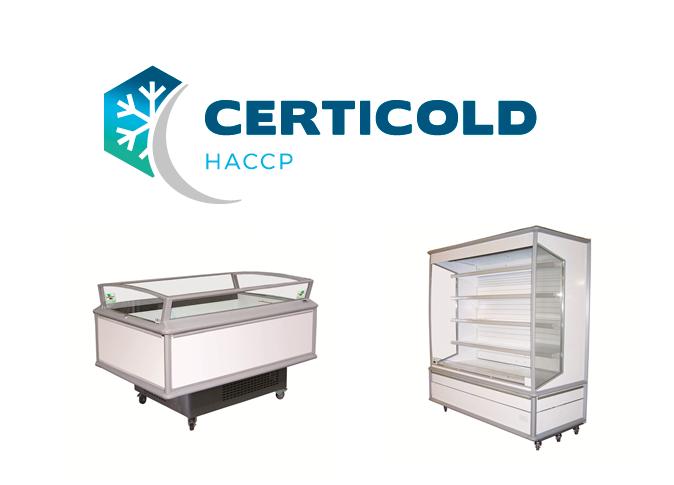 label Certicold HACCP
